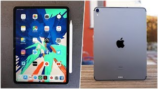 Review: Apple iPad Pro (2018 ) 11