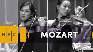 Mozart: Sinfonia concertante in E flat Major, K 364