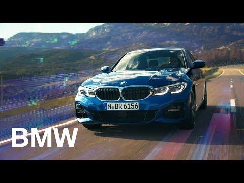 Bmw 3 Series G20 Седан класса D - рекламное видео 3