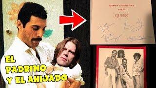 ¡El AHIJADO de Freddie Mercury VENDE una TARJETA de su PADRINO!