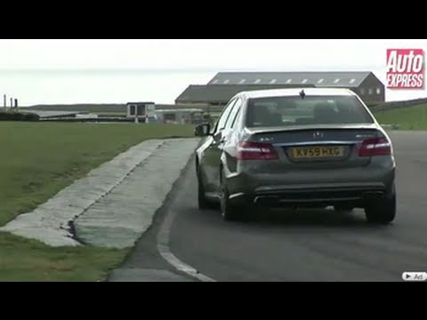 Mercedes E63 AMG review - Auto Express Performance Car of the Year