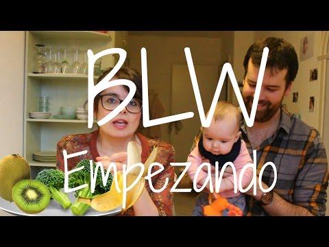 Método BLW (Baby led weaning) - ¿Qué es? ¿Por qué lo hacemos? - En ruta contigo