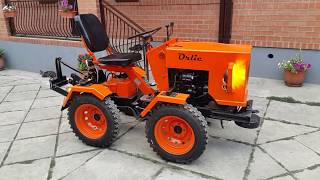 Самодельный мини-трактор из Ингушетии