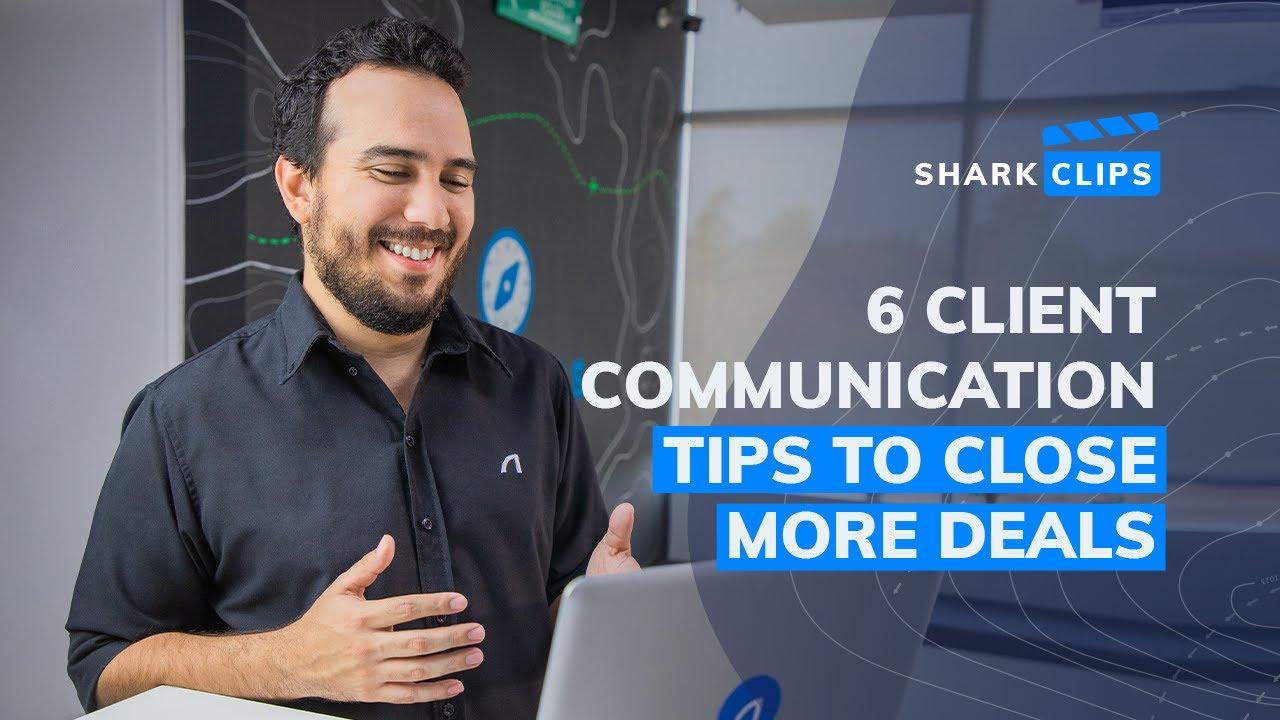 Client communication tips
