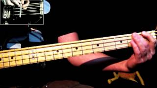 SOULMAN (Bass Cover)- The Blues Brothers by Machinagroove