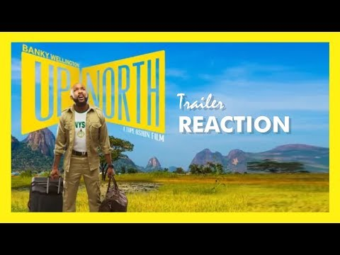 UP NORTH Movie Trailer Reaction