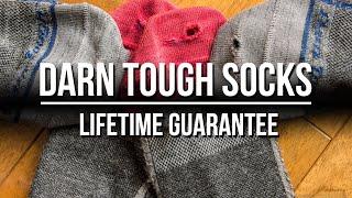 Darn Tough Socks - Lifetime Guarantee