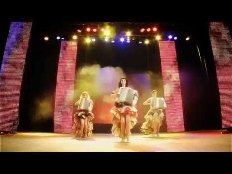 Ladies With Accordions Playing Katyusha (video) - Accordion