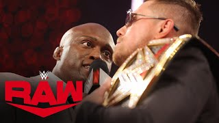 Corey Graves Wants To See Bobby Lashley Heading Into WrestleMania As WWE Champion