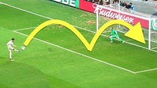 LES PANENKA LES PLUS FOLLES DU FOOTBALL | Zidane, Totti, Pirlo