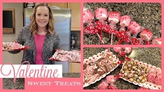 VALENTINES DAY SWEET TREATS | IN THE KITCHEN