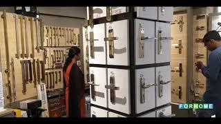 FORHOME - HANDLES AND LOCKS | DOOR FITTINGS