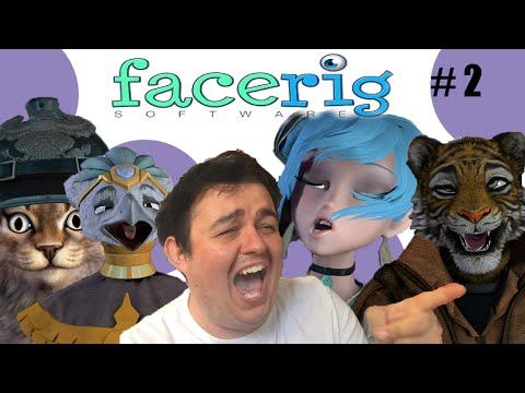 Don't see much people using facerig :: FaceRig General Discussions
