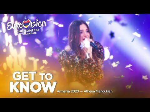 🇦🇲: Get To Know - Armenia 2020 - Athena Manoukian