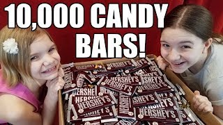 10,000 Candy Bars! What Should We Do? Babyteeth4 Mini Movie
