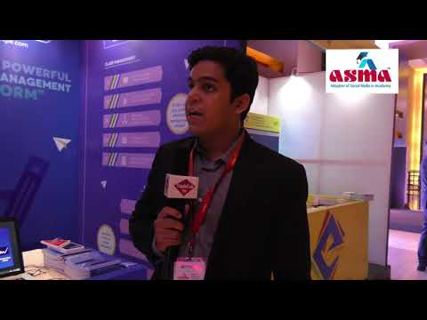 Mr. Gaurav Doshi, Founder & CEO - ‎Edmingle was one of the Exhibitor at ASMA Annual Convention 2017