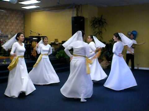 dance baruch adonai danza hebrea baruch adonai el shaddai pasos