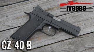 CZ 40 B