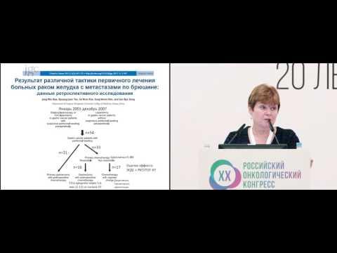 Паллиативная гастрэктомия у больных диссеминированным раком желудка. ЗА