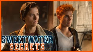 Meet Jughead's Mom! Cole Sprouse & Gina Gershon Talks Jones Family & Jelly Bean | Sweetwater Secrets