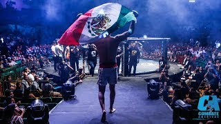 MMA | Combate Guadalajara: México vs Spain | Full Show