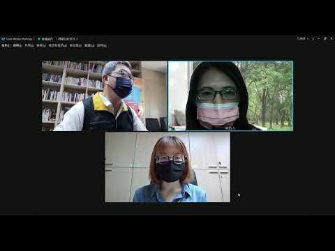 北市府消保官視訊協商模擬示意影片(法務局提供)