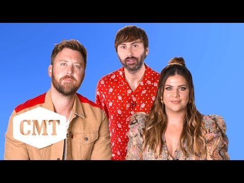 Lady Antebellum Talks 'What If I Never Get Over You' | Hit Story