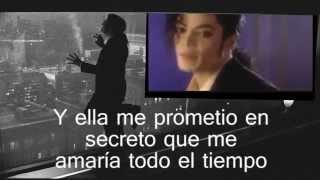 Michael Jackson - Whos Is It Traducido En Español