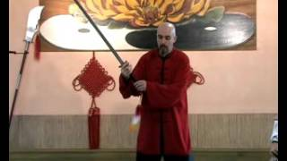 DVD Taiji Quan Epée (Jian) style Yang 55 mouvements