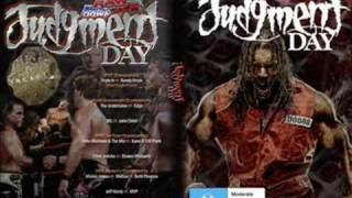 Judgment Day 2008 Theme Song