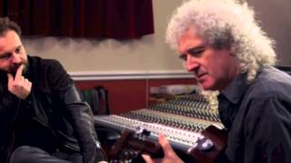 Brian May talks to Alfie Boe 18 May 2014 - Perspectives