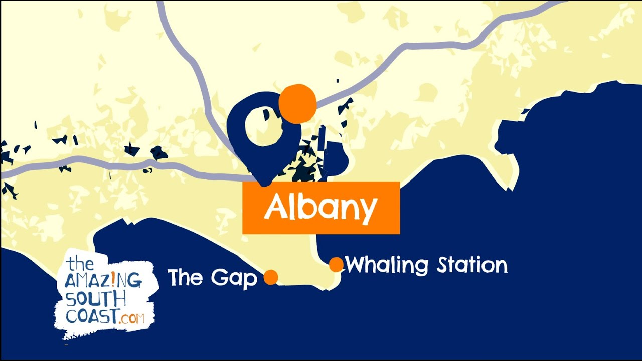 The Amazing South Coast – Albany
