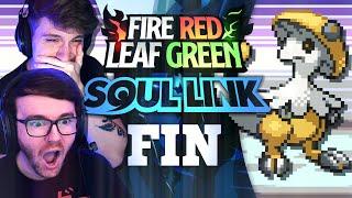 FINALE! • Pokemon Fire Red & Leaf Green Randomizer Soul Link • 20
