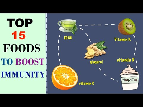 , title : 'Top 15 Foods To Boost Your Immunity: How To Boost Natural Immunity