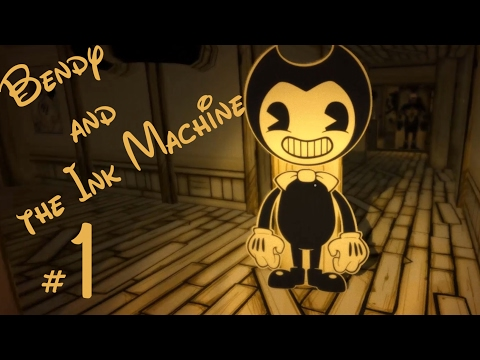 bendy and the ink machine chapter 3 gameplay