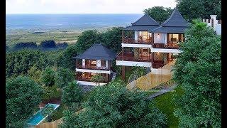 Video Desain Villa Style Villa Bali 2 Lantai Bapak Anto di  Singaraja, Bali