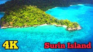 FORGOTTEN PARADISE IN THAILAND ( KO SURIN /DRONE / DJI PHANTOM )