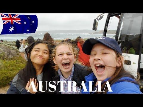 Australia School Trip – Jesters Flat Margret River