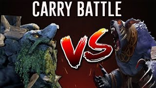 Dota 2 Battle#8 | Tiny Versus Ursa