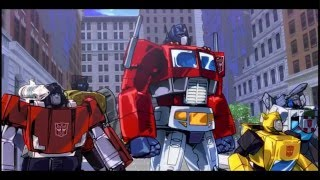 Transformers Devastation The Movie Arranged Soundtrack And Score From The 1986 Animated Movie