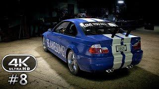 Need For Speed Gameplay Walkthrough Part 8 - NFS 4K 60fps