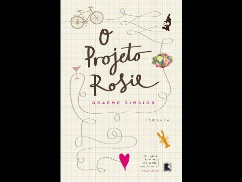 Livro da vez:  O projeto Rosie - Naty