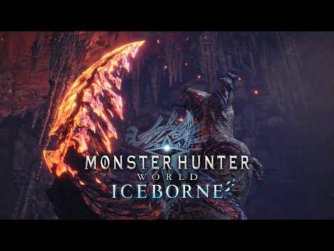Monster Hunter World: Iceborne - Glavenus Trailer thumbnail