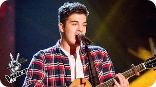 Bradley Waterman Performs 'Forget You'   The Voice UK 2016: Blind Auditions 5