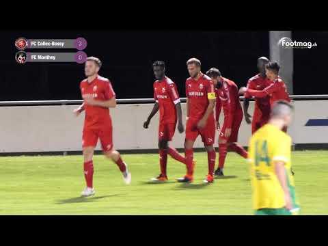 FC Collex-Bossy VS FC Monthey