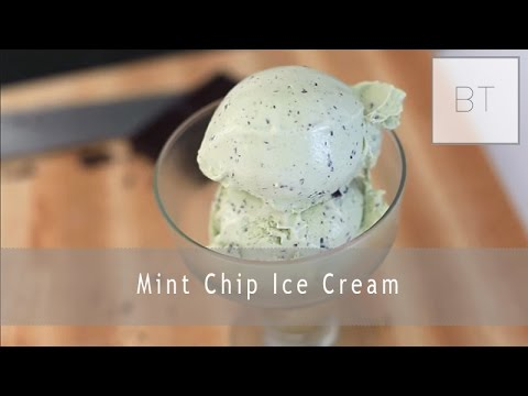 Video Mint Chip Ice Cream | Byron Talbott