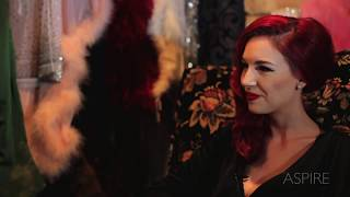 ASPIRE Series: Interview with Sabra JohnSin Burlesque (Season 1, Ep. 3)