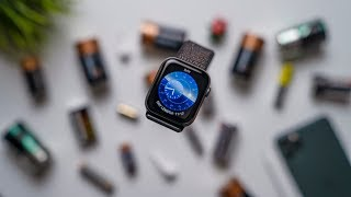Apple Watch Series 5 - How to Get the Best Battery Life!