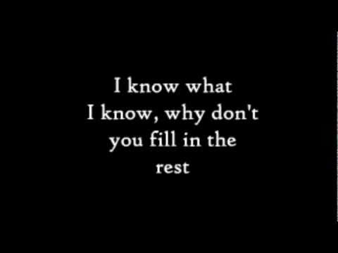 Revelations - Audioslave Lyrics