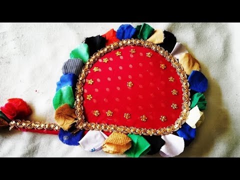 Download How To Make Hand Fan From Waste Material And Old
